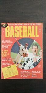 1969 SPORTS QUARTERLY-BASEBALL MAGAZINE- Bob Gibson, Mickey Lolich on the cover
