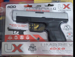 Brand New Umarex 40 Xp BB Gun
