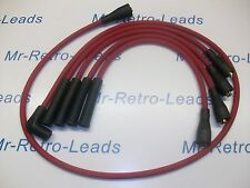 Rouge 8.5MM haute performance ignition leads s'adaptera renault 5 gt turbo qualité ht