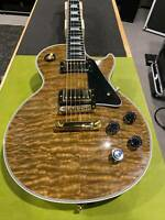 Gibson Custom (1 of 25) Cobra Burst Quilt Top - SEE VIDEO