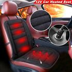 Car Seat Heated Cushion Cover Heater Heating Warmer Pad Winter Mat Thermal