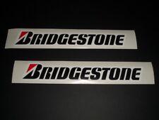 Bridgestone Pegatina Sticker neumáticos motocicleta decal bapperl pegamento logotipo PNEU