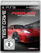 Test Drive Ferrari Racing Legends von Bigben Interactive   Game   Zustand gut