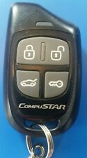 Tested COMPUSTAR keyless entry remote fob transmitter 1WG6R-AM VA5REC310-1W433