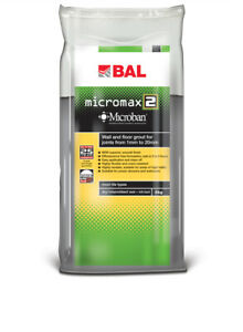 Bal Micromax Manilla Grout-5kg