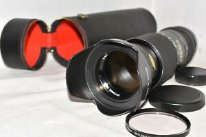 NIKON DSLR DIGITAL fit 300mm lens D3100 D3200 D3300 D3400 D3500 D5500 D5400 MORE