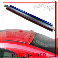Painted For AUDI A4 / S4 B5 Rear Window Visor Roof Lip Spoiler Wing 94-01 PUF