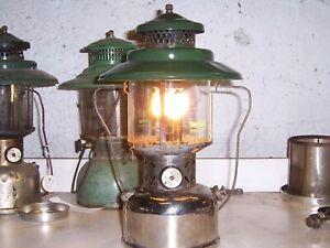 Vintage Coleman lantern, model 228B, 1938-42, works