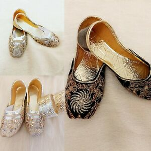 Eid collection Pakistani indian kids girls traditional eastern shoes khussa