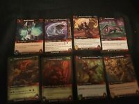World of Warcraft TCG CCG Trading Card Game Lot of 48 Cards 2013 Azeroth
