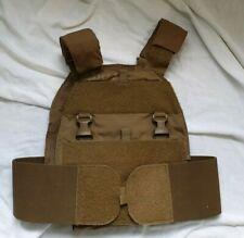 Mayflower RC LE Plate carrier Velocity Systems - coyote brown, S/M, armour, UKSF