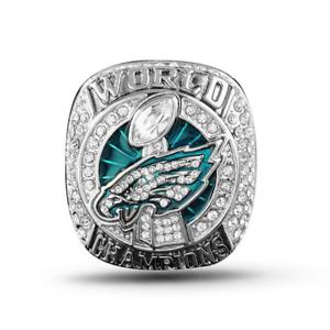 NFL 2017-2018 Philadelphia Eagles official Super Bowl Championship Ring