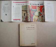 Le Cheval de Jade D SEVERN éd SPES Col Jamborée 1959
