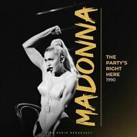 Madonna - The Party's Right Here 1990 Brand NEW Sealed Vinyl