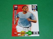 LAMPARD ENGLAND  PANINI FOOTBALL FIFA WORLD CUP 2010 CARD ADRENALYN XL