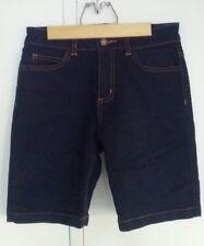 WITCHERY Size 6 dark navy blue denim shorts summer casual