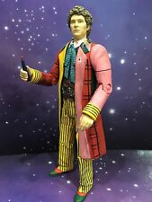 DOCTOR WHO CLASSIC FIGURE - THE 6th SIXTH DOCTOR w/ SONIC LANCE ( COLIN BAKER )