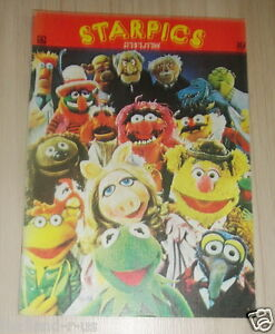 The Muppet Show THAI Magazine Charlie Angels Farrah Jaclyn Cheryl  Harrison Ford