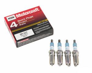 Set of 4:Motorcraft OEM Ford Iridium Spark Plugs SP537/SP550 CYFS-12Y-2 USA Sell