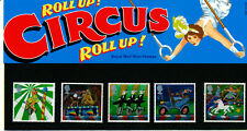 Presentation Pack 333 CIRCUS ROLL UP! 2002 ROYAL MAIL MINT STAMPS Post Office GB