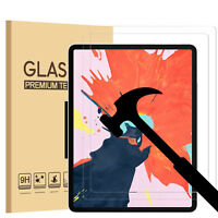New Tempered Glass Screen Protector for Apple iPad Pro 12.9 Inch 3rd Gen 2018 US