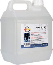 Fog/Smoke Machine Juice Fluid American Dj Adj Eco-Fog 4 Liters
