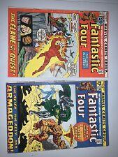 Fantastic Four #116 Marvel Comics Bronze Age