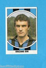 CALCIO-LAMPO 1980-FLASH-Figurina n.129- BINI - INTER -Rec