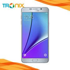 """New Samsung Galaxy Note 5 SM-N920CD 32GB Unlocked 5.7"""" 4GB RAM Dual Sim Silver"""