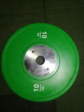set 100kg bumper / bumpers da competizione / competition / dischi Olimpionici