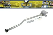 1965-72 CHEVY C10 GMC TRUCK ADJUSTABLE DELUXE TRAC BAR KIT FOR LARGE DIFF COVERS