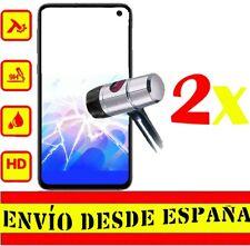 2 Protector Pantalla SAMSUNG GALAXY S10E /S10e Cristal Templado Protectores