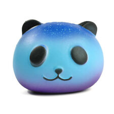 For Kids Baby Toys Funny Blue Panda Cream Scented Stress Relief Slow Rising Gift