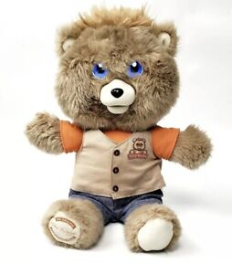 Teddy Ruxpin - 2017 Bluetooth Interactive Talking Light Up Bear Plush Toy Doll