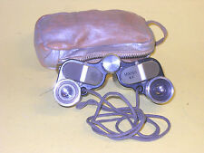 Nikon Mikron 6x binocular in good condition with original Case