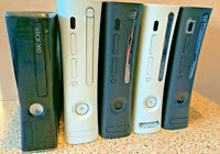 Joblot of 5 Microsoft XBox 360 Consoles - Spares or Repairs - Unchecked (Set B)
