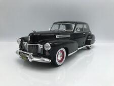 Cadillac Fleetwood Series 60 Special Sedan 1941 schwarz  1:18 MCG  >> NEW <<