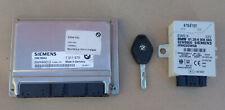 BMW E46 E39 525I 325I 325CI 325TI Steuergerät Siemens 5WK90012 7511570 incl EWS