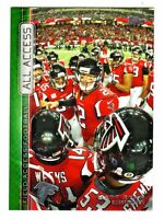 2015 Topps Field Access ALL ACCESS GREEN #AAA-MR MATT RYAN 40/50 Atlanta Falcons