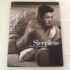 Sleepless by Synnamon Beautiful B&W & Color Photos Muscles Erotic Gay HC/DJ