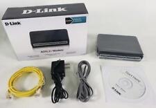 D-Link ADSL2+ Ethernet Modem-(DSL-520B) NOB