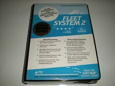 Fleet System 2 Word Processing for Commodore 64, 128 and Atari 800XL & 130XE
