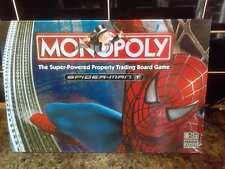 spiderman monopoly