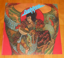 Dokken Beast from the East Poster 2-Sided Flat Square 1988 Promo 12x12