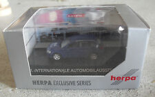 RARE Herpa Exclusive HO 1/87 IAA Audi A 3 Car NIP