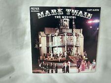 Mark Twain el Musical Reparto Álbum 1991 Premier Grabaciones cd6055