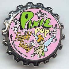Disney Soda Pop Series Pixie Pop Tinker Bell Pin