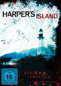 4 DVDs  * HARPER'S ISLAND - DIE KOMPLETTE SERIE # NEU OVP +