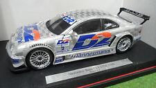 MERCEDES BENZ CLK 2000 DTM JAGER au 1/18 MAISTO B66962115 voiture miniature