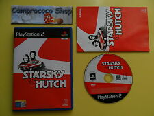 Starsky y Hutch and & - PS2 - Playstation 2 Play Station - PAL ESP